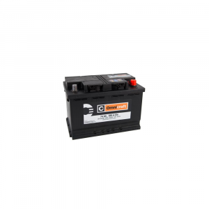 BATTERIA FORD OMNICRAFT (EX MOTORCRAFT) 74AH 640 A EN DX - 2247687