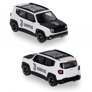 Juventus modellino Jeep Renegade scala 1:43