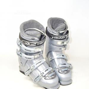 Ski Boots Gray Head Ezon 7.0 298mm 250 / 255