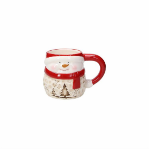 Andrea Fontebasso by Tognana - MUG SNOWMAN Christmas Country noel