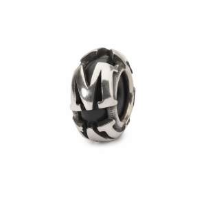 Beads Donna Stop Lettera M