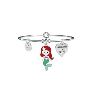 Bracciale Kidult Donna Symbols SIRENA   LIBERTÀ