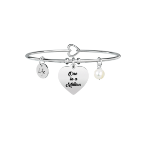 Bracciale Donna Love CUORE | ONE IN A MILLION