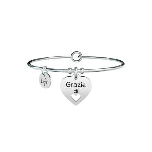 Bracciale Donna Love CUORE | GRAZIE