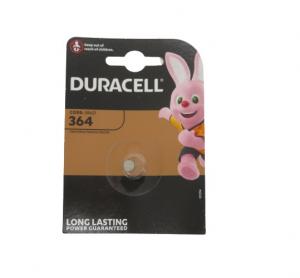 Pila batteria a bottone 1,5v 364 Duracell