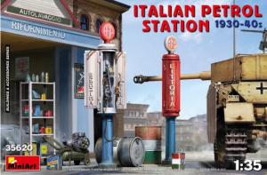 Italian Petrol Station