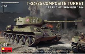 T-34/85 COMPOSITE TURRET
