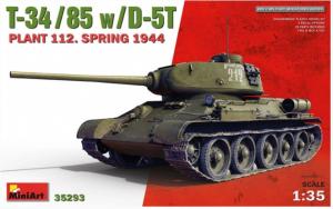 T-34/85 w/D-5T