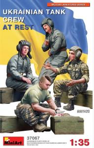 Ukrainian Tank Crew