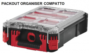 PACKOUT ORGANISER COMPATTO