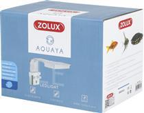 ILLUMINAZIONE  per acquario AQUAYA Led Light Bianco o Nero ZOLUX