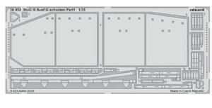 StuG III Ausf.G Schurzen