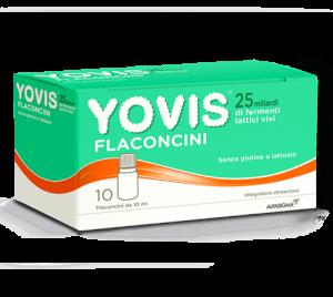 Yovis 10 flaconcini