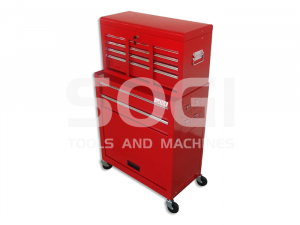 Carrello portautensili porta attrezzi SOGI X2-08 con cassetta portatile