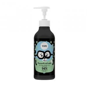 Yope Chamomile & Nettle Natural Shower Gel for Kids 400ml