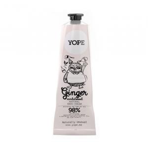 Yope Ginger & Sandalwood Hand Cream 100ml