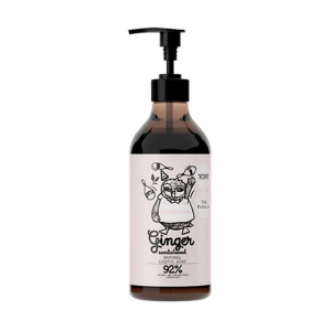 Yope Ginger & Sandalwood Liquid Soap 500ml