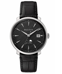 Bulova Orologio Sinatra Collection, quadrante nero