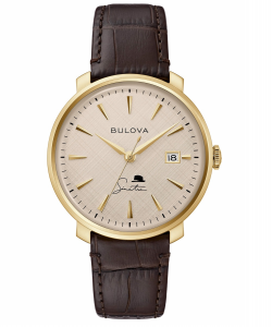 Bulova Orologio Sinatra Collection, quadrante champagne