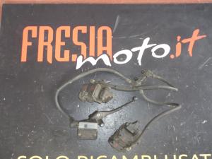 POMPA E PINZE FRENO ANTERIORI PER HONDA GL 500 DEL 1982