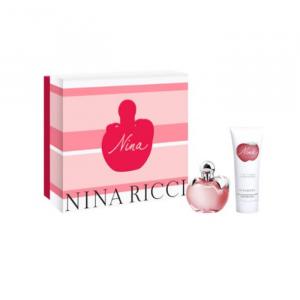 Nina Ricci Nina Eau de Toilette Spray 80ml Set 2 Parti 2020