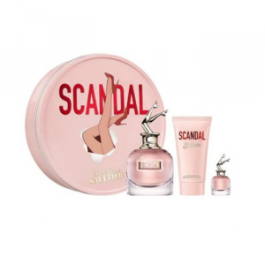 Jean Paul Gaultier Scandal Eau De Parfum Spray 80ml Set 3 Parti 2020
