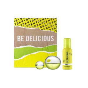 Donna Karan Be Delicious Eau De Parfum Spray 50ml Set 3 Parti 2020