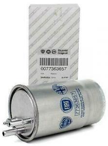 Filtro carburante 500, Punto 199, 51929061, 71773197, 77363657, ORIGINALE,