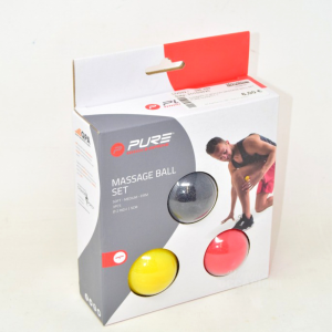Therapy in Motion Massage Ball Set PURE NUOVO