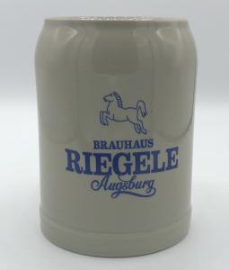 Riegele Boccale in ceramica monocolore CL.50