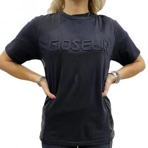 Gioselin T shirt con Banda e Paillettes
