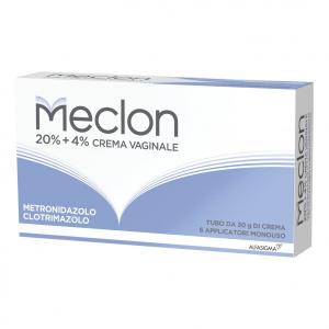 Meclon Crema Vaginale - Tubo 30g Crema