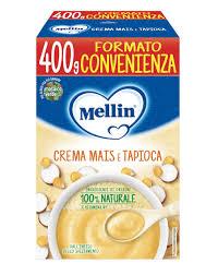 CREMA MAIS E TAPIOCA 400 g
