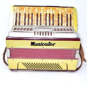 Fisarmonica MusiCatar Vintage FUNZIONANTE