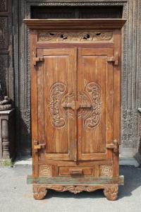 Armadio in legno di teak