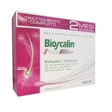 Bioscalin Tricoage 45+ 60 compresse