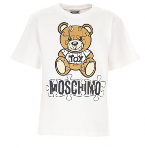 T-shirt Moschino Puzzle
