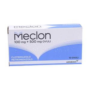 Meclon Ovuli 10 Ovuli