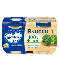 MELLIN OMO BROCCOLI 2x125g