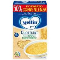 MELLIN PASTA CUORICINI 500g