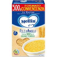 MELLIN PASTA FIGLI D'ANGELO 500g