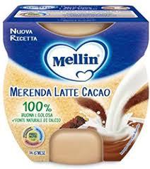 MERENDA LATTE CACAO 2X100g