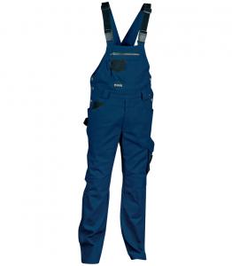 Pettorina/Salpette da lavoro Cofra Steel - Blu Navy