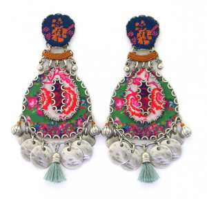 The Kaleidoscope Earrings