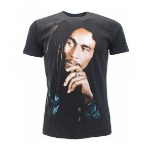 Bob Marley taglia M maglietta manica corta