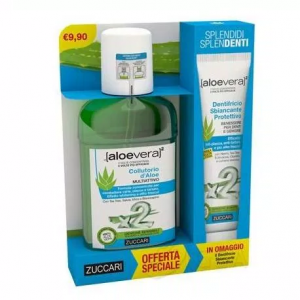 Aloe2 Box Dentifricio+Colluttorio