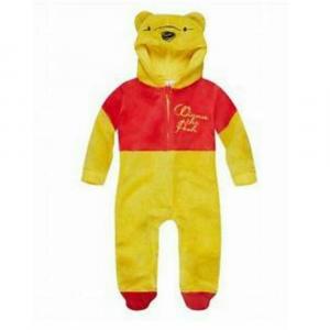 Winnie the Pooh baby overall pagliaccetto 12 mesi