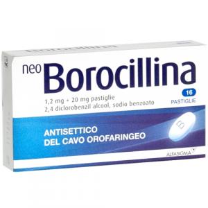 Neoborocillina 16 compresse
