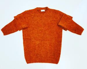 Maglione arancione || CSN