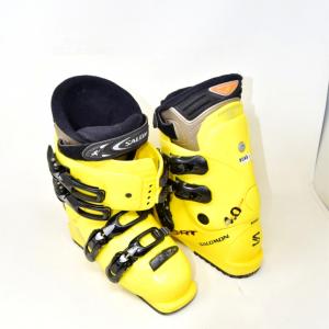 Ski Boots Salomon N° 39 (24.5) Yellow